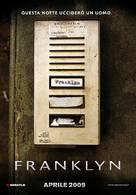 Franklyn - Italian Movie Poster (xs thumbnail)