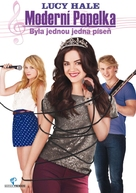 A Cinderella Story: Once Upon a Song - Czech DVD movie cover (xs thumbnail)