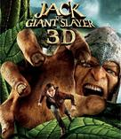 Jack the Giant Slayer - Blu-Ray movie cover (xs thumbnail)