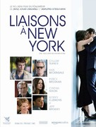 The Only Living Boy in New York - French DVD movie cover (xs thumbnail)