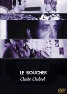 Le boucher - French Movie Cover (xs thumbnail)
