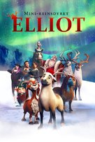 Elliot the Littlest Reindeer - Danish Movie Cover (xs thumbnail)