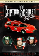 """Captain Scarlet and the Mysterons"" - DVD cover (xs thumbnail)"