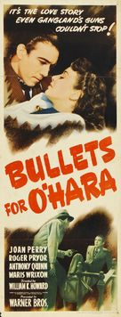 Bullets for O'Hara - Movie Poster (xs thumbnail)
