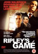 Ripley's Game - British DVD cover (xs thumbnail)