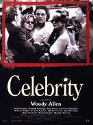Celebrity - Spanish Theatrical poster (xs thumbnail)