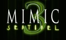 Mimic: Sentinel - Logo (xs thumbnail)