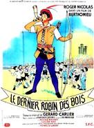 Le dernier Robin des Bois - French Movie Poster (xs thumbnail)