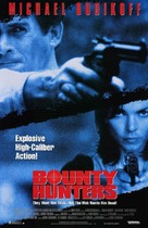 Bounty Hunters - Movie Poster (xs thumbnail)