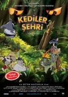 Macskafogó 2 - A sátán macskája - Turkish Movie Poster (xs thumbnail)