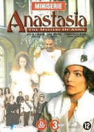 Anastasia: The Mystery of Anna - Dutch DVD cover (xs thumbnail)
