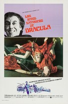 The Satanic Rites of Dracula - Puerto Rican Movie Poster (xs thumbnail)