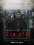 Escape from Sobibor - Polish Movie Poster (xs thumbnail)