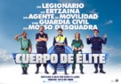 Cuerpo de Élite - Spanish Movie Poster (xs thumbnail)