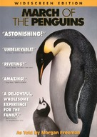 March Of The Penguins - DVD cover (xs thumbnail)