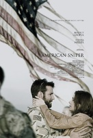 American Sniper - Theatrical poster (xs thumbnail)