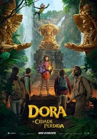 Dora and the Lost City of Gold - Portuguese Movie Poster (xs thumbnail)