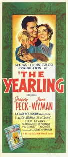The Yearling - Australian Movie Poster (xs thumbnail)