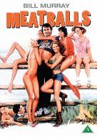 Meatballs - Danish DVD movie cover (xs thumbnail)
