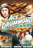 Ace Drummond - DVD movie cover (xs thumbnail)