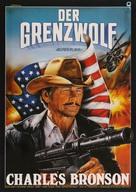 Borderline - German Movie Poster (xs thumbnail)