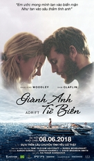 Adrift - Vietnamese Movie Poster (xs thumbnail)