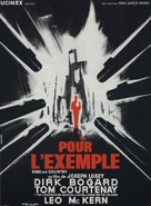 King & Country - French Movie Poster (xs thumbnail)