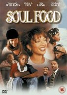 Soul Food - British DVD cover (xs thumbnail)