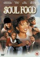 Soul Food - British DVD movie cover (xs thumbnail)