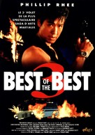 Best of the Best 3: No Turning Back - French DVD cover (xs thumbnail)