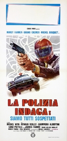 Les suspects - Italian Movie Poster (xs thumbnail)