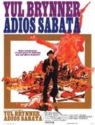 Indio Black, sai che ti dico: Sei un gran figlio di... - French Movie Poster (xs thumbnail)