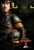 How to Train Your Dragon 2 - Singaporean Movie Poster (xs thumbnail)