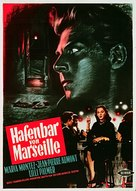 Hans le marin - German Movie Poster (xs thumbnail)
