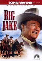 Big Jake - DVD cover (xs thumbnail)