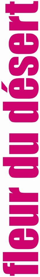 Desert Flower - French Logo (xs thumbnail)