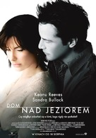 The Lake House - Polish Movie Poster (xs thumbnail)