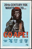 Planet of the Apes - Movie Poster (xs thumbnail)