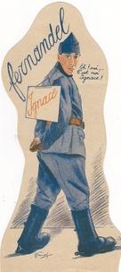 Ignace - French Movie Poster (xs thumbnail)