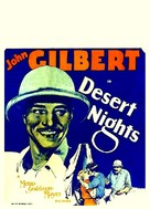 Desert Nights - Movie Poster (xs thumbnail)
