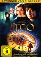 Hugo - German DVD movie cover (xs thumbnail)