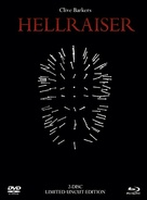 Hellraiser - German Blu-Ray cover (xs thumbnail)