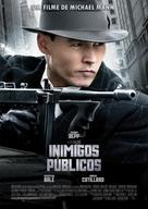 Public Enemies - Brazilian Movie Cover (xs thumbnail)