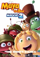 Maya the Bee: The Honey Games - British Movie Poster (xs thumbnail)