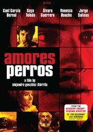Amores Perros - DVD movie cover (xs thumbnail)