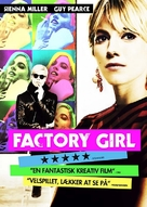 Factory Girl - Danish DVD movie cover (xs thumbnail)