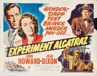 Experiment Alcatraz - Movie Poster (xs thumbnail)