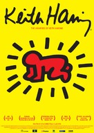 The Universe of Keith Haring - German Movie Poster (xs thumbnail)