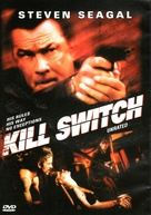 Kill Switch - German DVD cover (xs thumbnail)