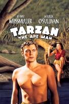 Tarzan the Ape Man - Movie Cover (xs thumbnail)